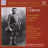 Great Singers - Caruso - Complete Recordings Vol 1