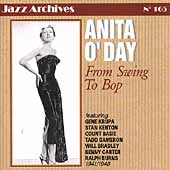 Anita O'Day: From Swing to Bop