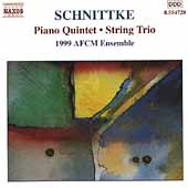 Schnittke: Chamber Music / 1999 AFCM Ensemble