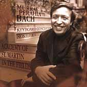 Bach: Keyboard Concertos no 1, 2 & 4 / Perahia, et al