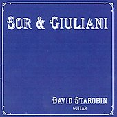 Sor, Giuliani / David Starobin