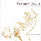 Simfoniae, Romanae / Accademia per Musica