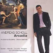 Andreas Scholl - Arcadia / Dantone, Accademia Bizantina
