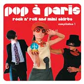 Various Artists: Sunnyside Cafe Series: Pop à Paris - Rock n' Roll and Mini Skirts, Vol. 1