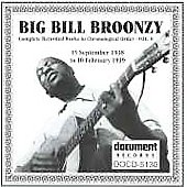 Big Bill Broonzy: Complete Recorded Works, Vol. 8 (1938-1939)