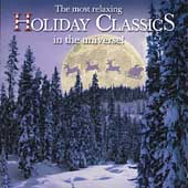 The Most Relaxing Holiday Classics In The Universe
