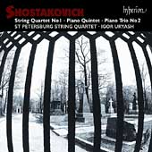 Shostakovich / St. Petersburg String Quartet