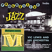 Vic Lewis (Big Band): Mulligan's Music/Progressive Jazz