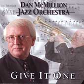 Dan McMillion: Give It One