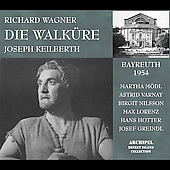 Wagner: Die Walk&uuml;re / Keilberth, Nilsson, et al