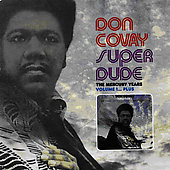 Don Covay: Super Dude: The Mercury Years, Vol. 1...Plus