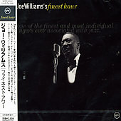 Count Basie/Joe Williams (Vocals): Joe Williams' Finest Hour