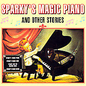 Sparky: Sparky's Magic Piano And Other Stories *