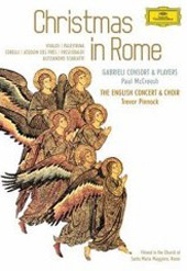 Christmas In Rome / McCreesh/Gabrieli Consort & Players [DVD]