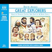 David Angus: Great Explorers