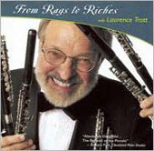 From Rags to Riches - Joplin, Sousa, Gould, etc / Trott