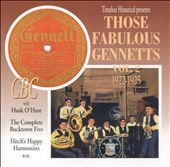 Various Artists: Those Fabulous Gennetts, Vol. 2: 1922-1925