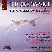Tchaikovsky: Swan Lake Highlights / Stokowski, NBC SO