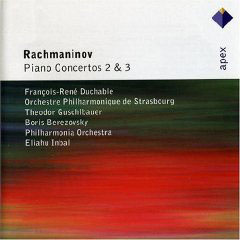 Rachmaninov: Piano Concertos Nos. 2 & 3