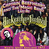 Captain Beefheart: Live at Bickershaw Festival 1972