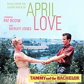 Pat Boone: April Love/Tammy and the Bachelor