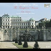 The Trumpet in Vienna - Fux, Reutter, Albrechtsberger, etc / Otto Sauter, Nicol Matt, et al