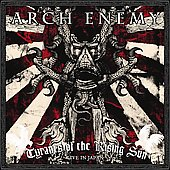 Arch Enemy: Tyrants of the Rising Sun: Live in Japan