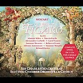 Mozart: Le Nozze di Figaro / Mackerras, Miles, Focile, et al