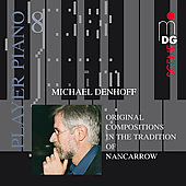 SCENE  Player Piano 8 - Original Compositions in the tradition of Nancarrow - Michael Denhoff