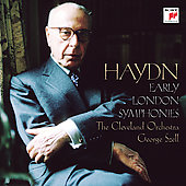 Haydn: Early London Symphonies / George Szell, Cleveland Orchestra