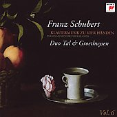 Schubert: Pno Music for 4 Hands 6