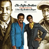 David Ruffin/The Ruffin Brothers/Jimmy Ruffin: I Am My Brother's Keeper [Digipak]