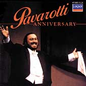 Pavarotti - Anniversary