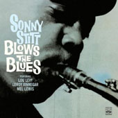 Sonny Stitt: Sonny Stitt Blows the Blues [Box]