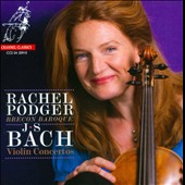 Bach: Violin Concertos / Podger