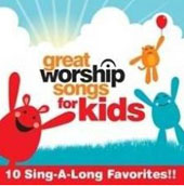 Great Worship Songs Kids Praise Band: Great Worship Songs for Kids, Vol. 2 [DVD]