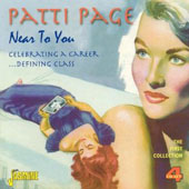 Patti Page: The Nearness of You