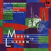 Musik in Luzern - Wagner, Brun, Lauber / Henzold, Thalmann