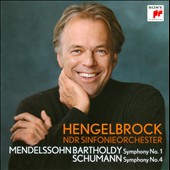 Mendelssohn: Symphony no 1; Schumann: Symphony no 4 / Hengelbrock
