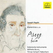 Joseph Haydn: Klaviertrios u.a.