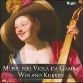 Music for Viola da Gamba / Weiland Kuijken