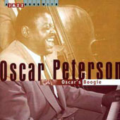 Oscar Peterson: Oscar's Boogie [Jazz Hour]