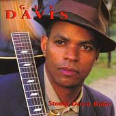 Guy Davis: Stomp Down the Rider