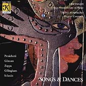 Songs & Dances / Eugene Corporon, Cincinnati Wind Symphony