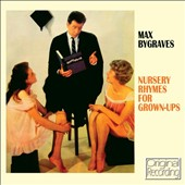 Max Bygraves: Nursery Rhymes for Grown Ups