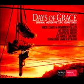 Nick Cave / Warren Ellis/Claudia Sarne/Atticus Ross/Shigeru Umebayashi/Leopold Ross: Days of Grace [Original Motion Picture Soundtrack] [Digipak]