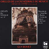 Organs of Mexico Vol III / Guy Bovet