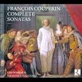 Francois Couperin: La Convalescente; La Pucelle; La Steinquerque; La Superbe et al. / Les Dominos, Florence Malgoire, violin