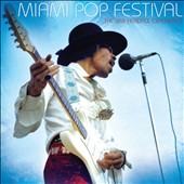 The Jimi Hendrix Experience: Miami Pop Festival [Digipak] *