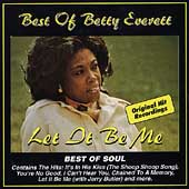 Betty Everett: Best of Betty Everett: Let It Be Me